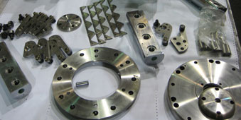Custom Machine Parts
